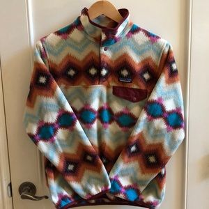 W's Lightweight Synchilla Snap-T Pullover Size S